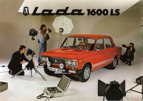Lada - classic Soviet car design