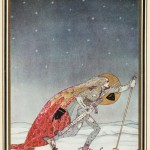 So the man gave him a pair of snow-shoes by Kay Nielsen