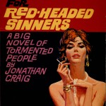 Red-Headed Sinners – Pulp Covers