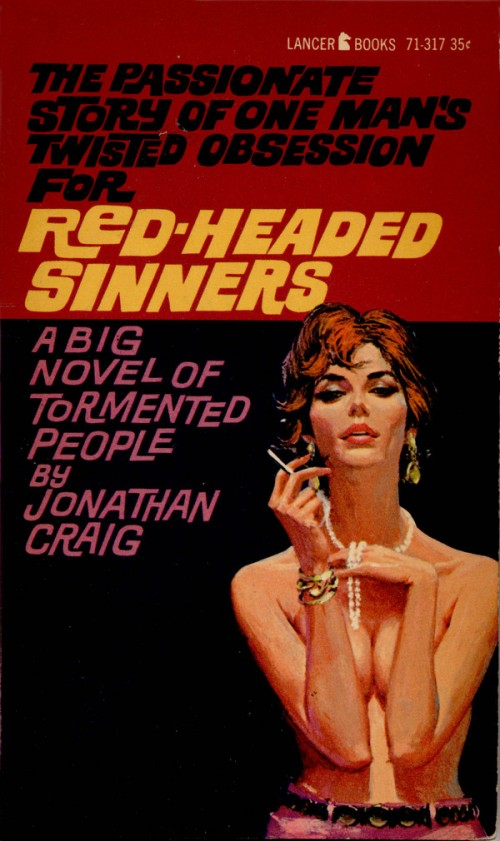 The Passionate Story Of One Man's Obsession For Red-Headed Sinners