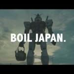 Gundam – Boil Japan