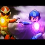 Rockman and Transformers Stop motion