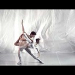 Le vent (ballet super slow motion)