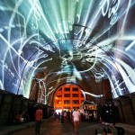 Projection on the Bridge &#8211; Immersive Surfaces &#8211; As Above, So Below