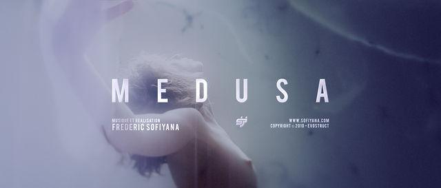 Medusa by Frederic Sofiyana