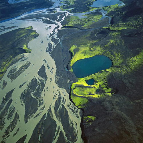 aerial photography by berndard edmaier