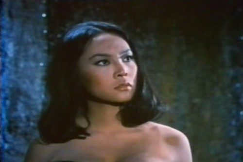 Irene Tsu in Women of the Prehistoric Planet
