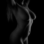 nicoelnudes black &amp; white by daspar designs