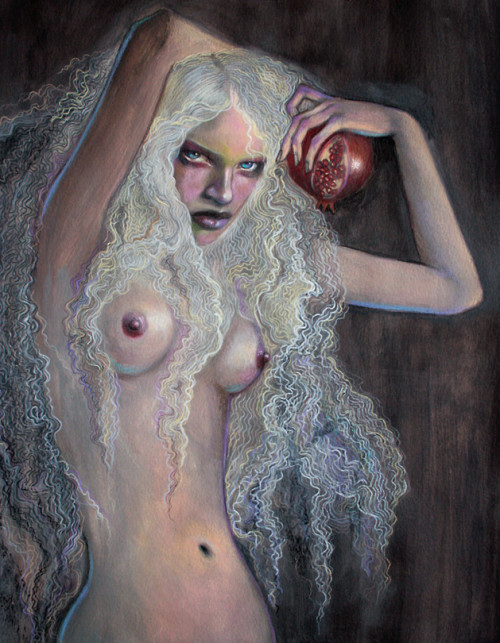 Persephone by Jel Ena, 2012