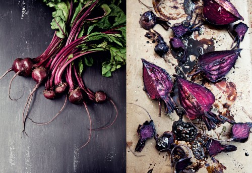 food photograph of beets