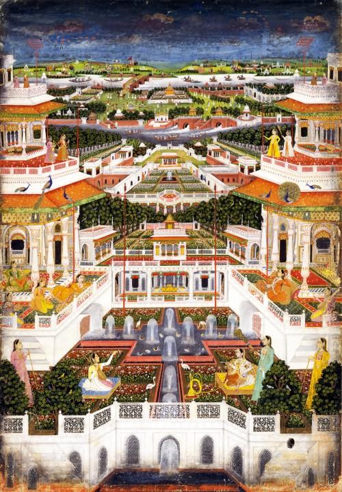 palace complex