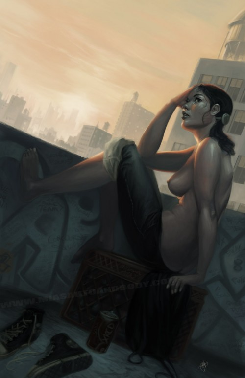 Bronx Summer by Dan Howard