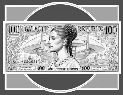 Princess Leia Republic Credits
