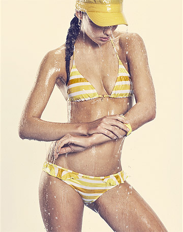 Wet bikini - Women's Health