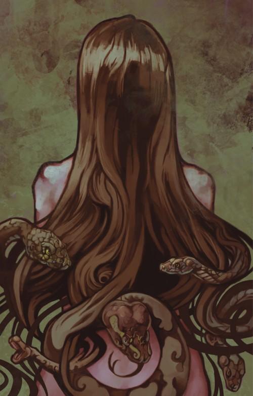 Medusa by Tommy J Chen