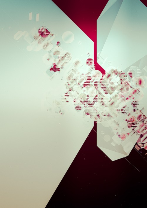abstract design by atelier olschinsky