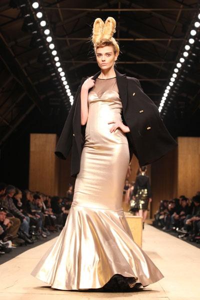 Frankie Morello fashions