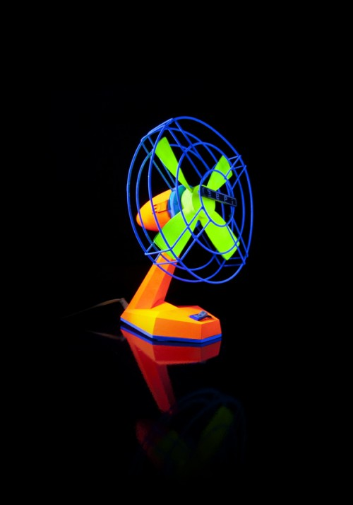 Table fan - UVproject