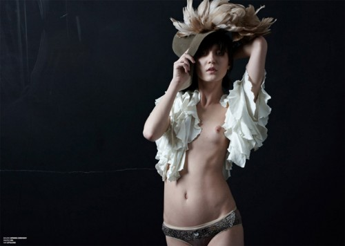 Irina by Eric Guillemain