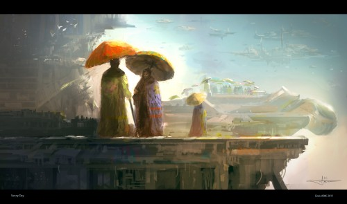 Sunny Day by Eren Arik