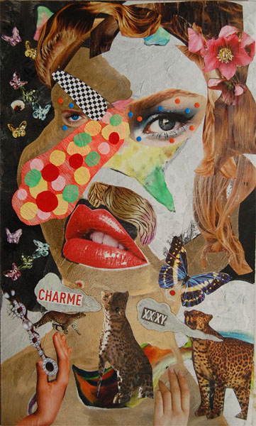 Freakish Contemporary Art by Claudio Parentela