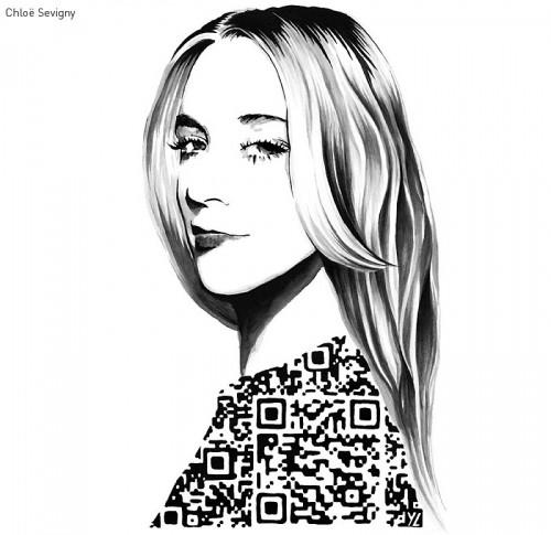 Chloë Sevigny by Yiying Lu