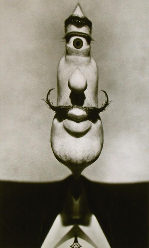 Salvador Dalí by Philippe Halsman