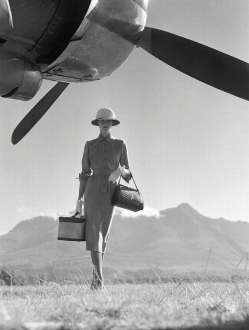 Norman Parkinson, The Art of Travel, Vogue 1951