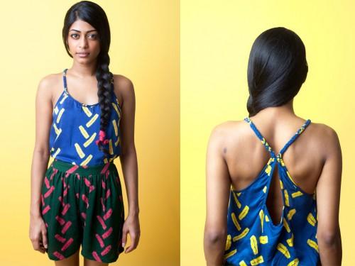 Bandhani fashions - NorBlack NorWhite