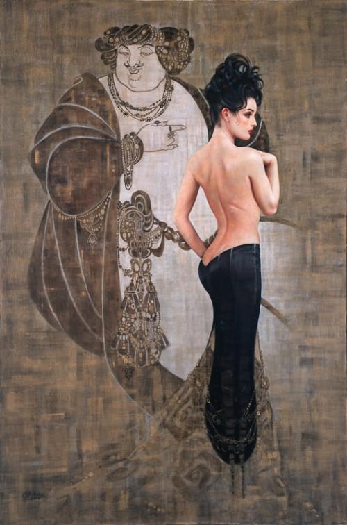 Dita von Teese in Ali Baba by Olivia De Berardinis