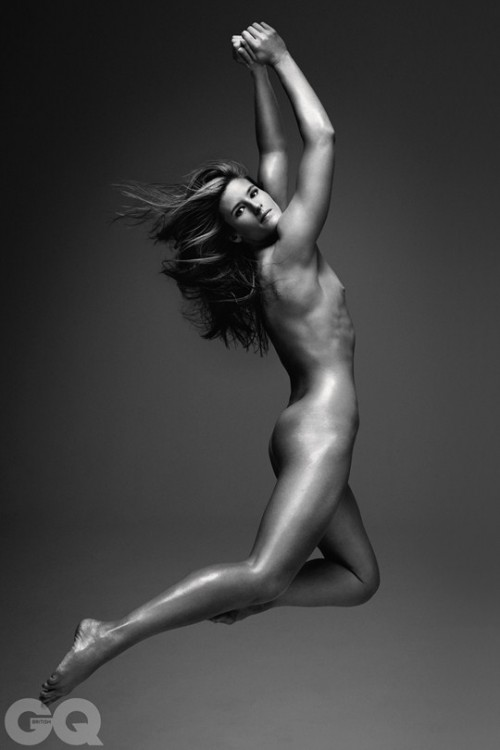 Zara Dampney nude - GQ Magazine