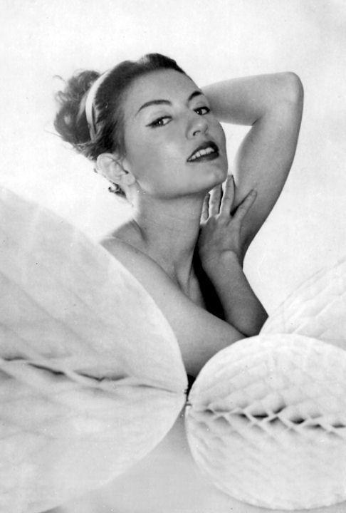 Alice Denham - playmate July 1956