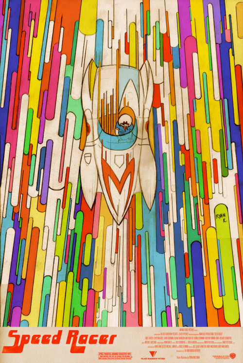 Ka-BANG! | New custom poster design I made for the 2008 film...